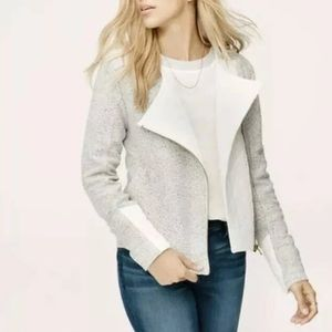 Anthropologie Lou & Grey Moto Jacket